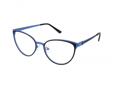 Ochelari de vedere Cat-eye - Crullé 9347 C1