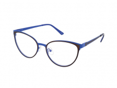 Ochelari de vedere Cat-eye - Crullé 9347 C2