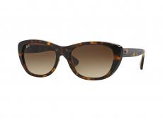Ochelari de soare Ovali - Ray-Ban RB4227 - 710/13