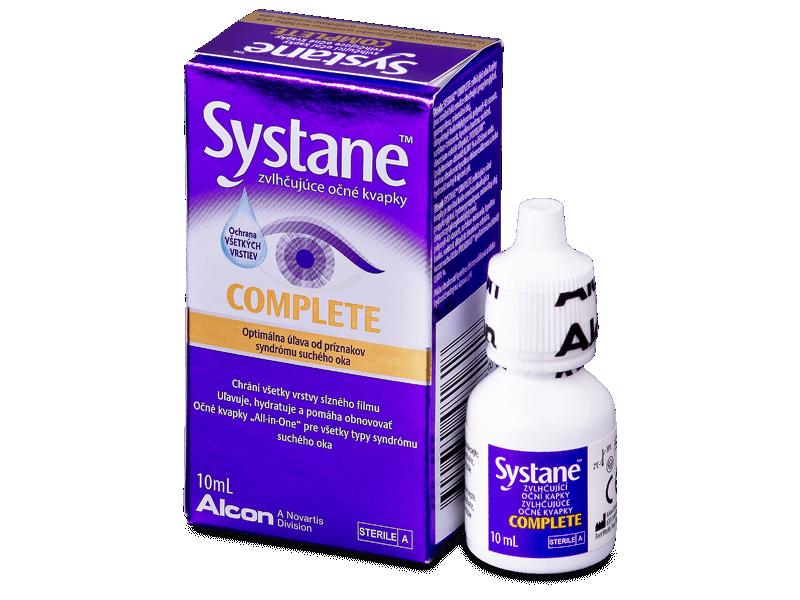 Picături oftalmice Systane Complete 10 ml  - Picături de ochi