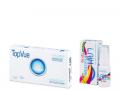 TopVue Monthly (6 lentile) + picături oftalmoce Laim Moisture spray