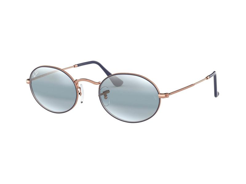 Ochelari de soare Ray-Ban Oval RB3547 9156AJ