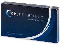 Lentile de contact - TopVue Premium (6lentile)