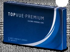 TopVue Premium (6lentile) - Lentile de contact bi-săptămânale