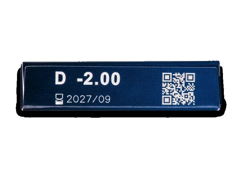 TopVue Premium (6lentile) - Parametrii lentilei