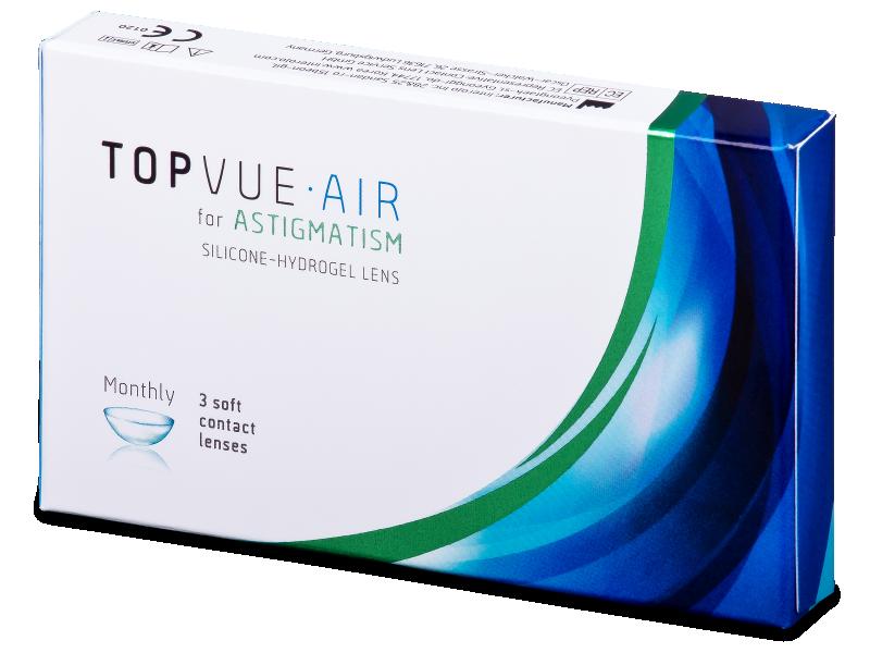 TopVue Air for Astigmatism (3lentile) - Lentile de contact torice