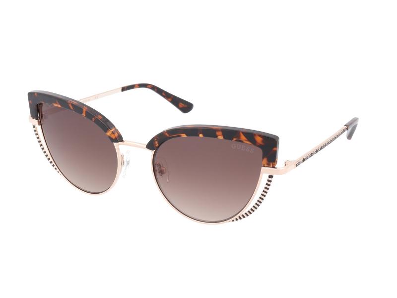 Ochelari de soare Guess GU7622 52F