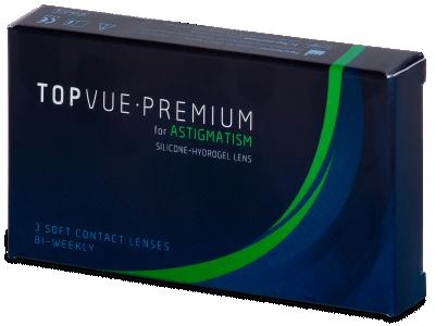 TopVue Premium for Astigmatism (3lentile)