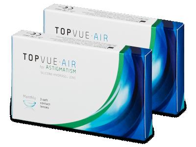 TopVue Air for Astigmatism (6lentile) - Lentile de contact torice