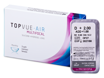 TopVue Air Multifocal (1 lentile)