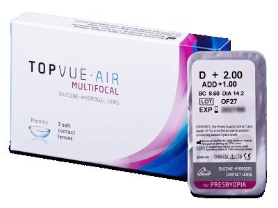 TopVue Air Multifocal (1lentile)