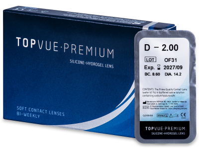 TopVue Premium (1 lentilă)