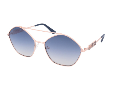 Ochelari de soare Guess GU7644 28W