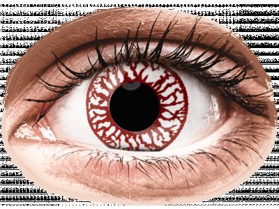 ColourVUE Crazy Lens - Blood Shot - daily plano (2lenses)
