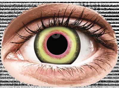 ColourVUE Crazy Lens - Mad Hatter - daily plano (2lenses)