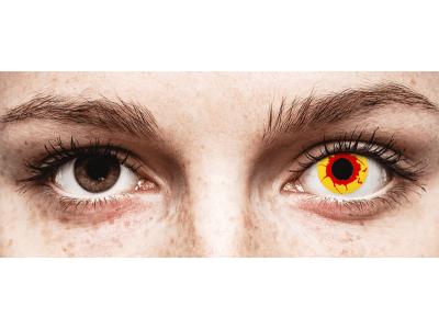 ColourVUE Crazy Lens - Reignfire - daily plano (2lenses)