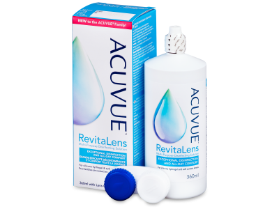 Acuvue RevitaLens Solution 360 ml