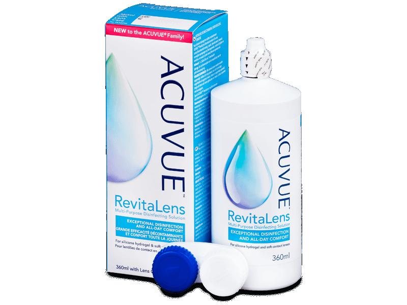 Acuvue RevitaLens Solution 360 ml  - Soluție de curățare