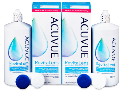Acuvue RevitaLens Solution 2x 360 ml