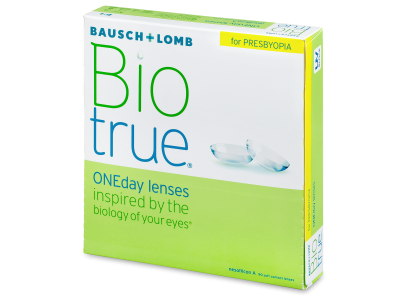 Biotrue ONEday for Presbyopia (90 lentile)