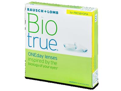Biotrue ONEday for Presbyopia (90 lentile)