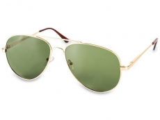 Ochelari de soare Unisex - Ochelari de soare Aviator - Polarizați
