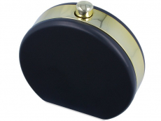 Suport lentile de contact - Casetă Gentuță neagră