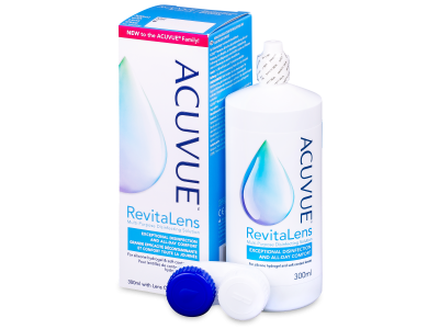 Acuvue RevitaLens Solution 300 ml