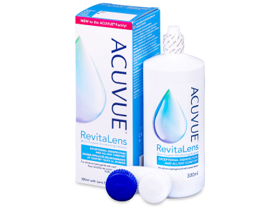 Acuvue RevitaLens Solution 300 ml