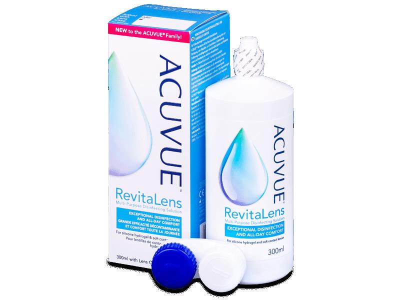 Acuvue RevitaLens Solution 300 ml  - Soluție de curățare