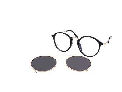 Ochelari Protecție fără dioptrii Ochelari protecție PC Crullé TR1712 C1