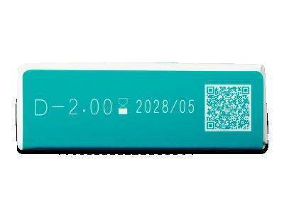TopVue Blue Blocker (5 lentile) - Parametrii lentilei