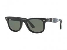 Ochelari de soare Wayfarer - Ray-Ban Original Wayfarer RB2140 - 6066/58 POL