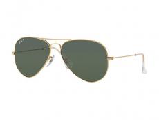 Ochelari de soare Aviator - Ray-Ban Original Aviator RB3025 - 001/58 POLARIZATI