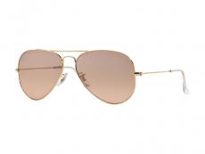 Ochelari de soare Aviator - Ray-Ban Original Aviator RB3025 - 001/3E