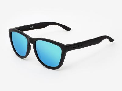 Ochelari de soare Hawkers Carbon Black Clear Blue One