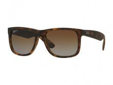 Ochelari de soare - Ray-Ban Justin RB4165 - 865/T5 POLARIZATI