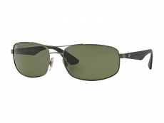 Ochelari de soare Rectangular - Ray-Ban RB3527 - 029/9A POL
