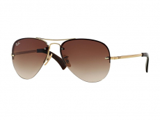 Ochelari de soare Pilor - Ray-Ban RB3449 - 001/13