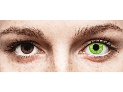 CRAZY LENS - Joker - lentile zilnice fără dioptrie (2 lentile)
