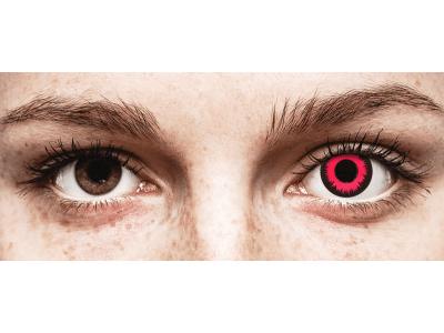 CRAZY LENS - Vampire Queen - lentile zilnice cu dioptrie (2 lentile)