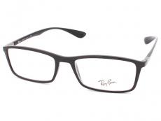 Ochelari de vedere Rectangular - Ray-Ban RX7048 - 5206