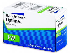 Bausch and Lomb - Optima FW (4 lentile)