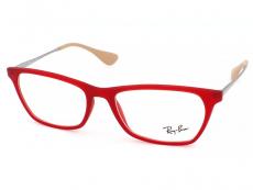 Ochelari de vedere Rectangular - Ray-Ban RX7053 - 5525