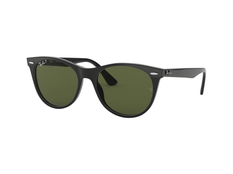 Ochelari de soare Ray-Ban Wayfarer II Classic RB2185 901/58