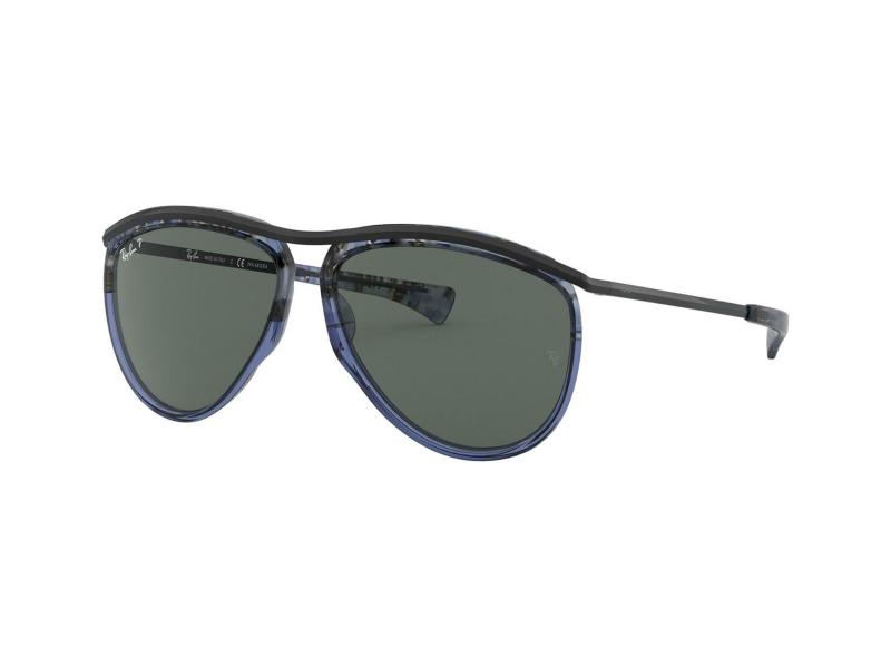 Ochelari de soare Ray-Ban Olympian Aviator RB2219 128802