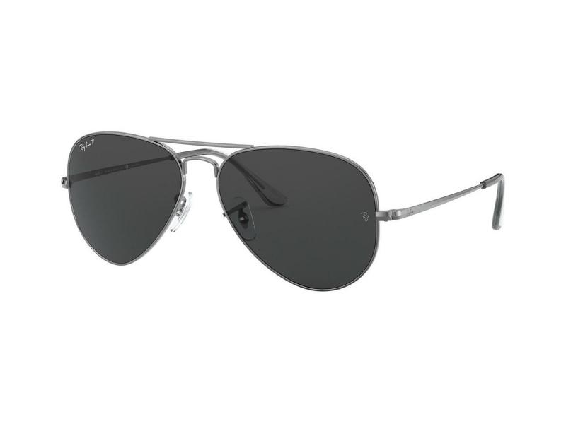 Ochelari de soare Ray-Ban Aviator Metal II RB3689 004/48