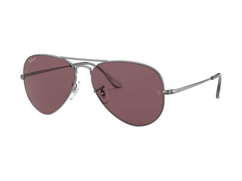 Ochelari de soare Ray-Ban Aviator Metal II RB3689 004/AF