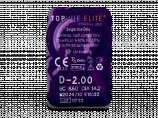 TopVue Elite+ (30 lentile) - Vizualizare ambalaj