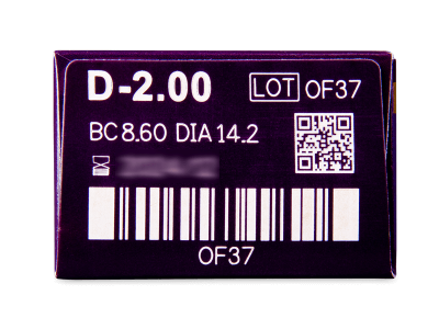 TopVue Elite+ (180 lentile) - Parametrii lentilei